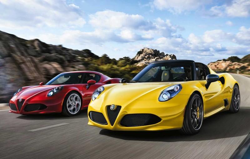 Plany Alfa Romeo na kontynencie amerykańskim..i nie tylko